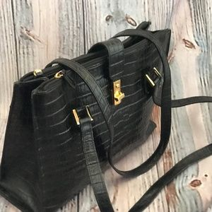 🍁 Sale 2x$28 Etienne Aigner Black Bag